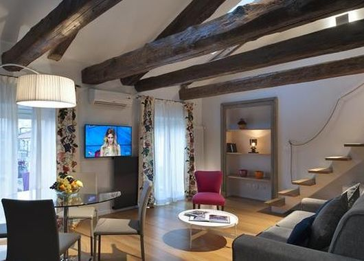 imagen del hotel Piazza Vittorio Suites