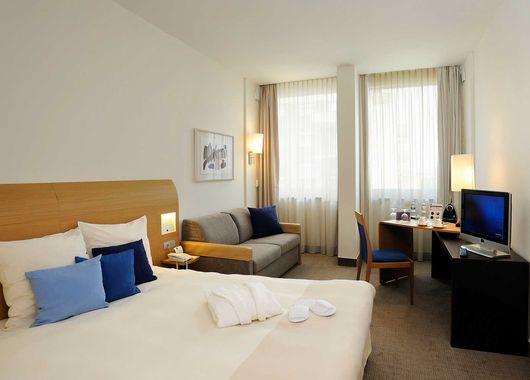 imagen del hotel Novotel Danube