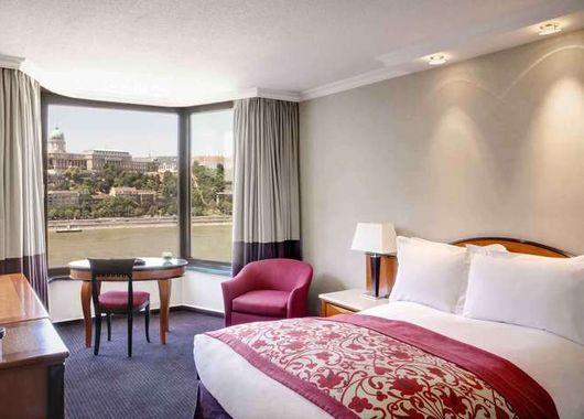 imagen del hotel Budapest Center