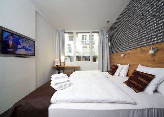 imagen del hotel Roombach Hotel Budapest