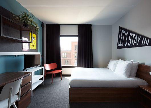 imagen del hotel Student Hotel