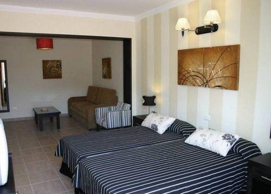 imagen del hotel La Aldea Suites