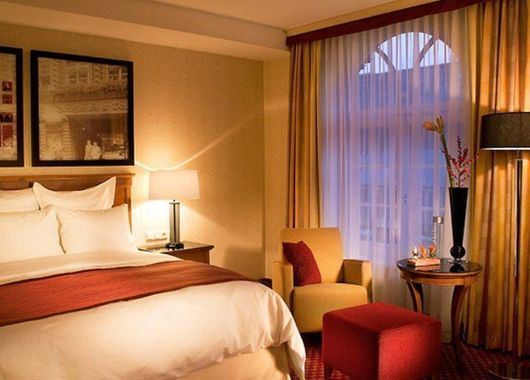 imagen del hotel Renaissance Hamburg Hotel