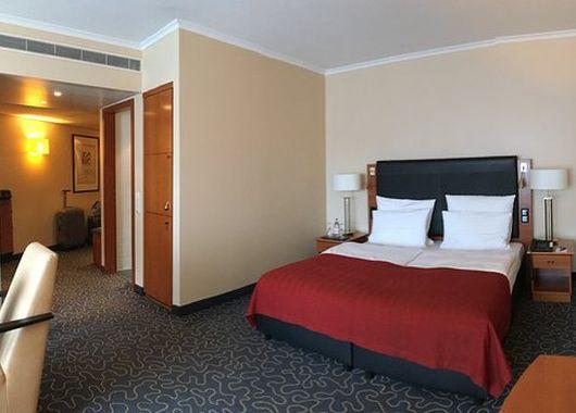 imagen del hotel Steigenberger Hamburg