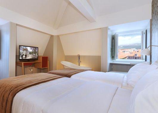 imagen del hotel Lisboa Carmo Hotel