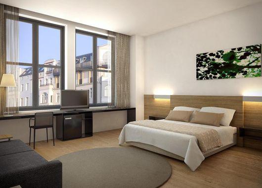 imagen del hotel Catalonia Berlin Mitte