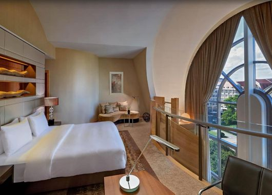 imagen del hotel Hilton Berlin