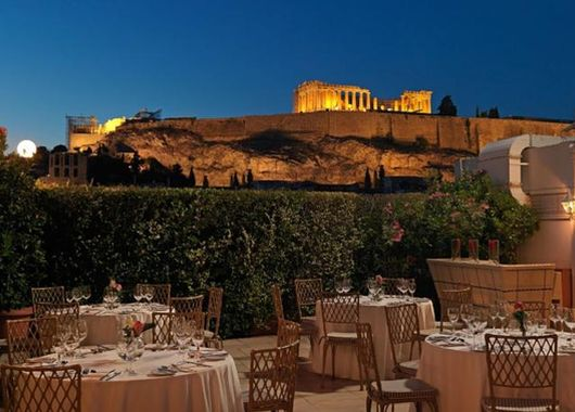 imagen del hotel Divani Palace Acropolis