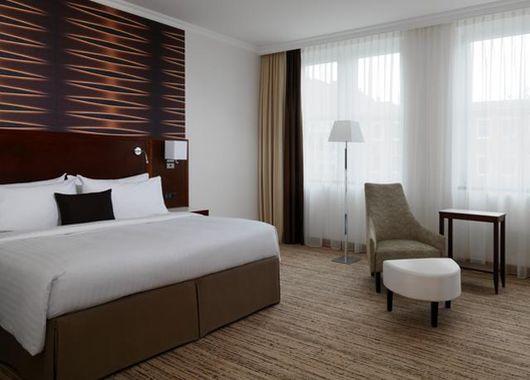 imagen del hotel Cologne Marriott Hotel