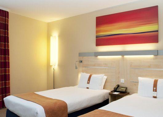 imagen del hotel Holiday Inn Express Berlin