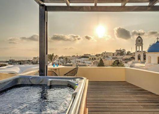 imagen del hotel Vedema Santorini