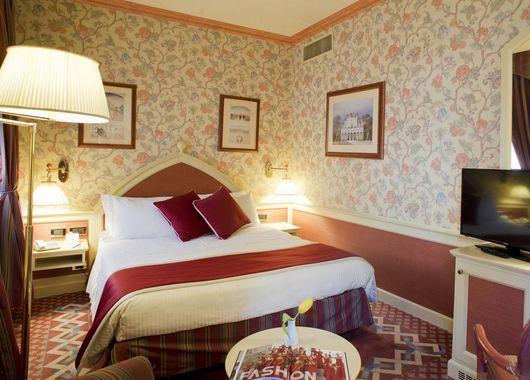 imagen del hotel Mercure Milano Regency