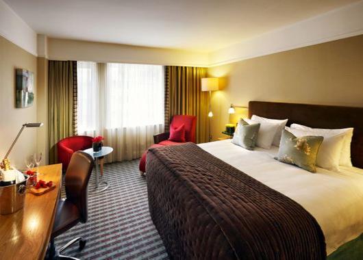 imagen del hotel The Croke Park Hotel