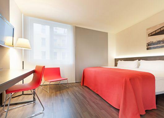 imagen del hotel Tryp Berlin MItte