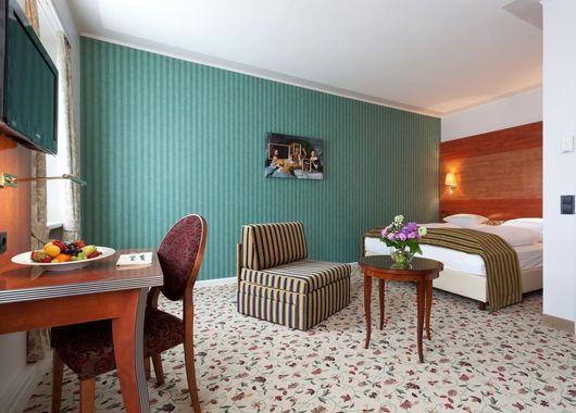 imagen del hotel Mercure Grand Hotel