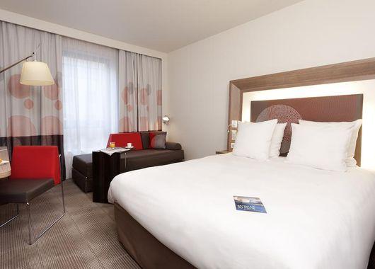 imagen del hotel Novotel Manchester City