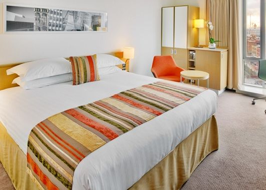 imagen del hotel Hilton Manchester Piccadilly