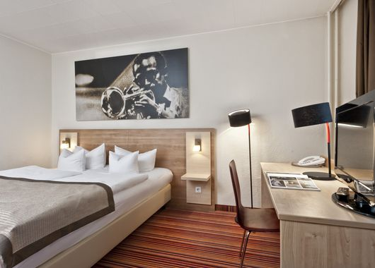 imagen del hotel Wyndham Berlin Excelsior