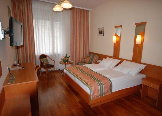 imagen del hotel Continental Hotel