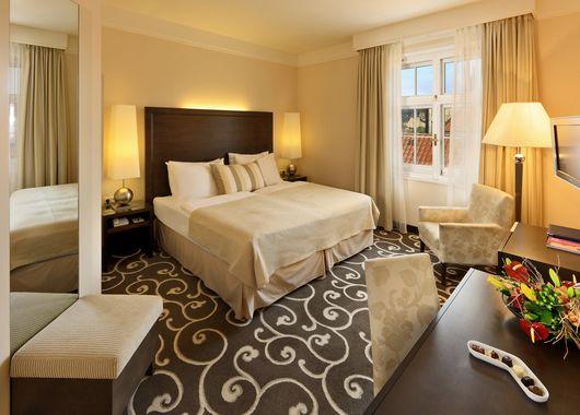 imagen del hotel Grand Hotel Bohemia