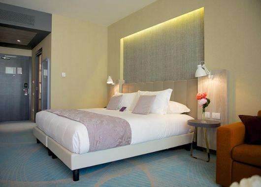 imagen del hotel Mercure Firenze Centro