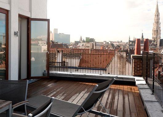 imagen del hotel B-aparthotel Grand Place