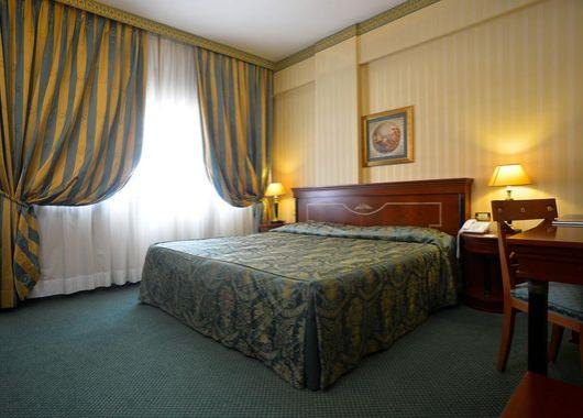 imagen del hotel Zanhotel Europa