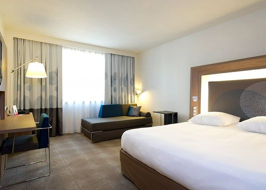 imagen del hotel Novotel Brussels