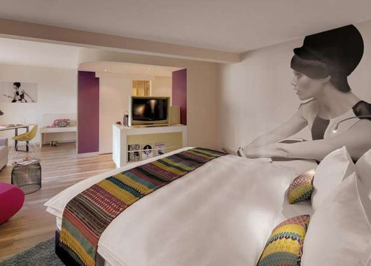 imagen del hotel Hotel Indigo Victoriaplatz