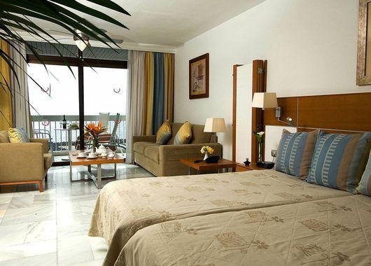 imagen del hotel Palm Beach Club