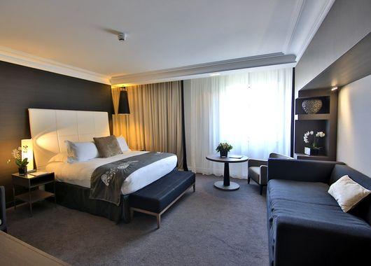 imagen del hotel InterContinental Marseille