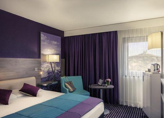 imagen del hotel Mercure Marseille Vieux Port