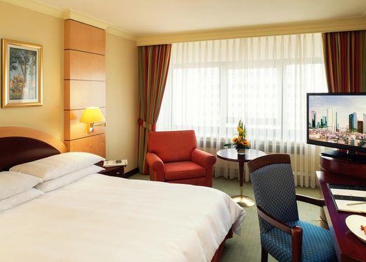 imagen del hotel InterContinental Frankfurt