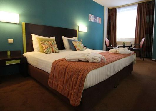 imagen del hotel Hotel Arlequin Place