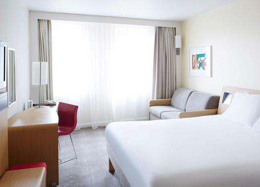 imagen del hotel Novotel Liverpool Centre