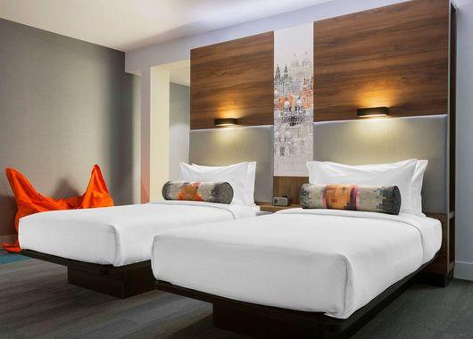 imagen del hotel Aloft Liverpool