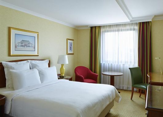 imagen del hotel Marriot Liverpool