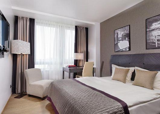 imagen del hotel City Hotel Hamburg Mitte