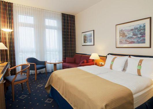 imagen del hotel Holiday Inn Hamburg