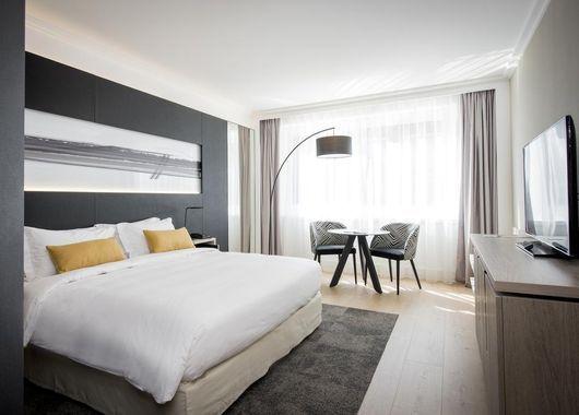 imagen del hotel Lyon Marriott Hotel Cité