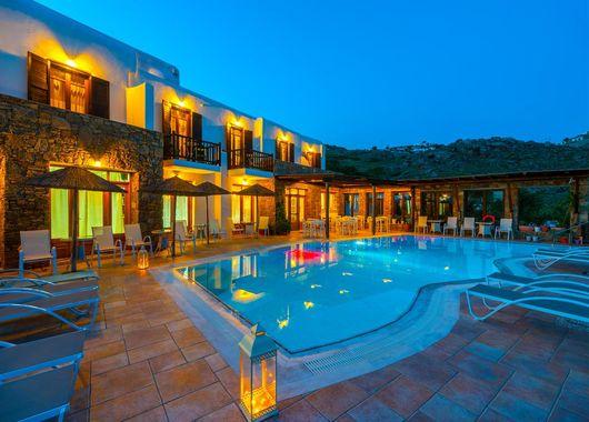 imagen del hotel Paridision Hotel