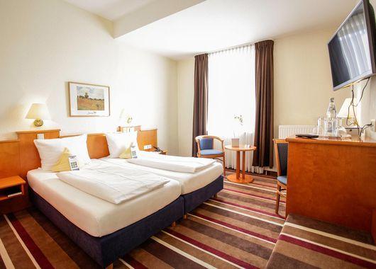 imagen del hotel Best Western Ambassador