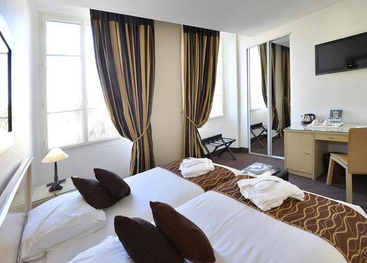 imagen del hotel Hôtel Ellington Nice Centre