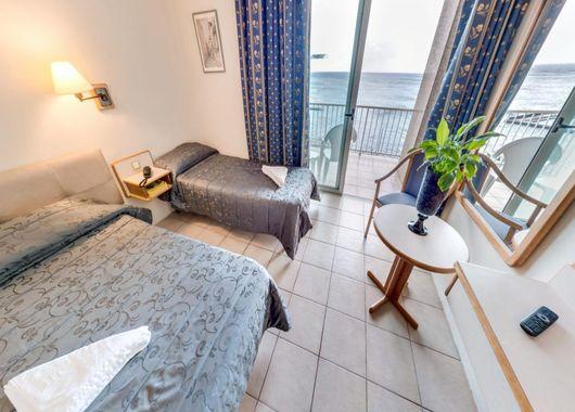 imagen del hotel Sliema Chalet Hotel