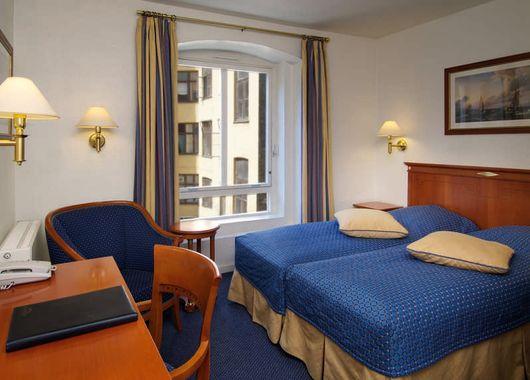 imagen del hotel Copenhagen Strand