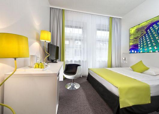 imagen del hotel Wyndham Garden Dusseldorf