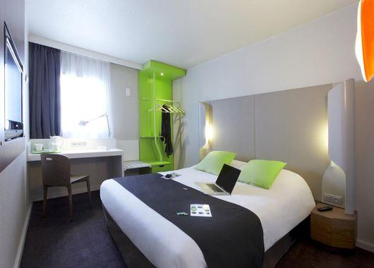 imagen del hotel Campanile Varsovie