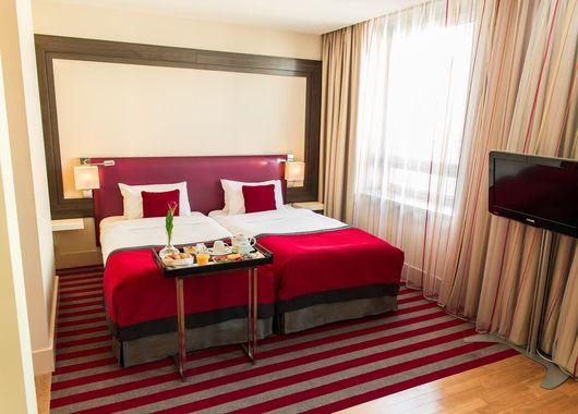 imagen del hotel Mercure Warszawa Grand