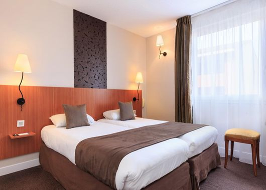 imagen del hotel Best Western Athénée