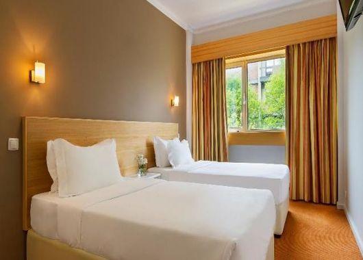 imagen del hotel HF Tuela Ala Sul